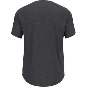 Odlo Concord T-Shirt S/S Crew Neck Men, dark grey melange/graphic